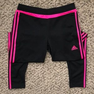 *Like New* Adidas Zip-Up Track Pants